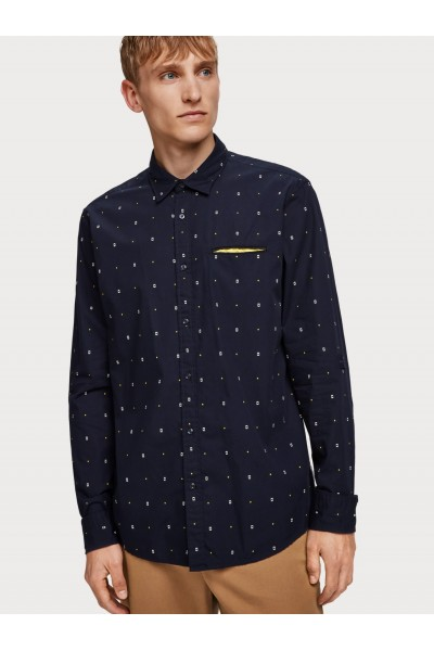 Camisa estampada | scotch&soda