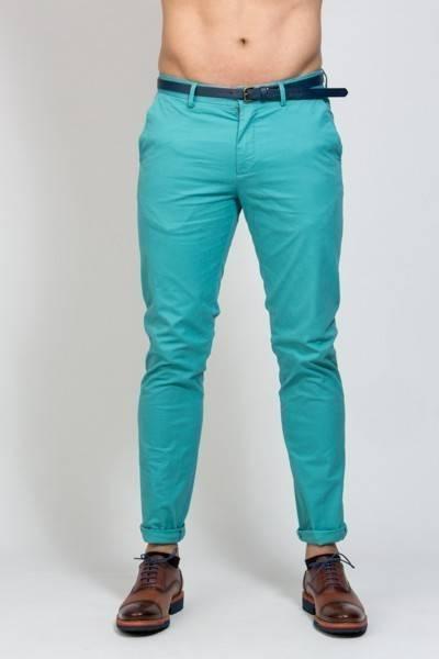 Mott - Pantalones teñidos en prenda | Scotch & Soda