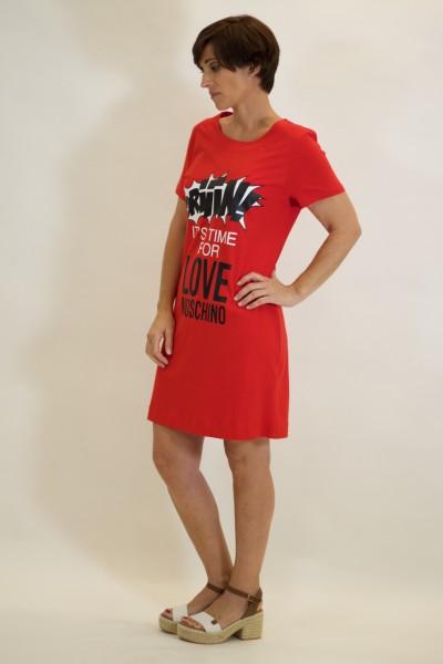 Vestido corto | Love Moschino