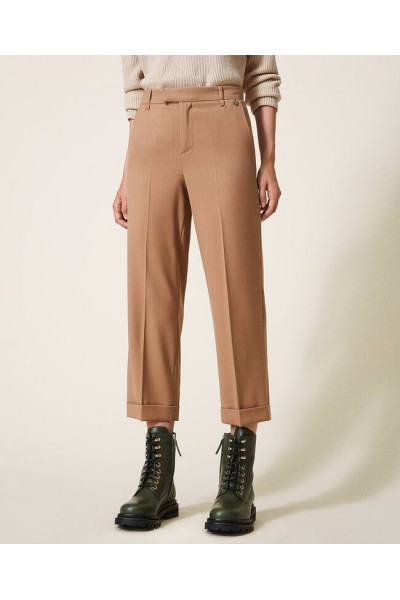 Pantalón lana | Twinset