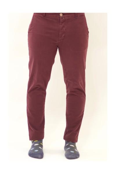Pantalones chinos granate | ALTONADOCK