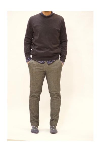 Pantalón jaspeado | Hamaki-ho