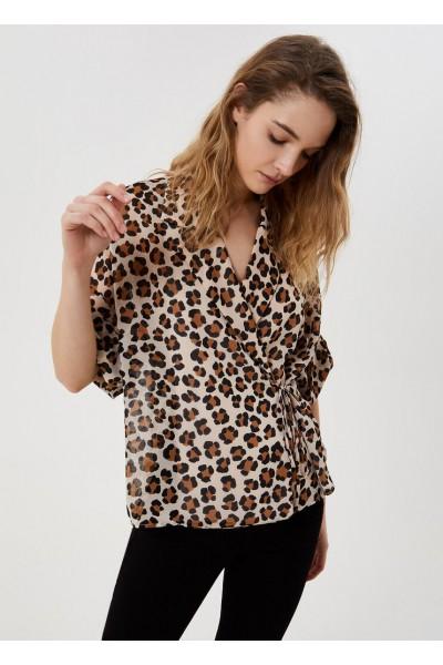 blusa cruzada |liujo