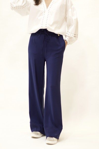 Pantalon ancho |Twinset