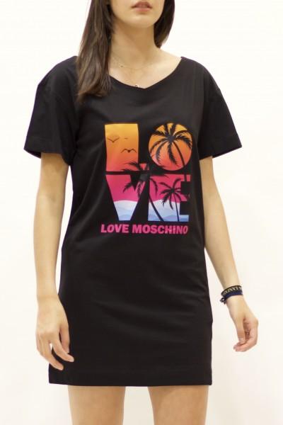 Vestido corto  Love Moschino