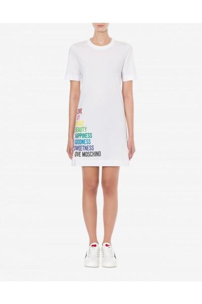 Vestido corto |Love Moschino