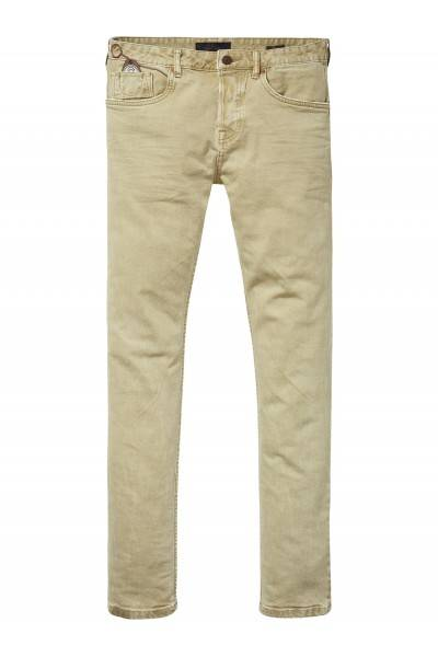 Pantalones Dylan color Super slim fit | SCOTCH & SODA