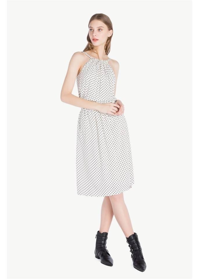 vestido lunares | twin set