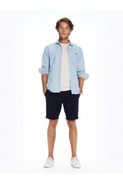 Short Marine | Scotch & Soda