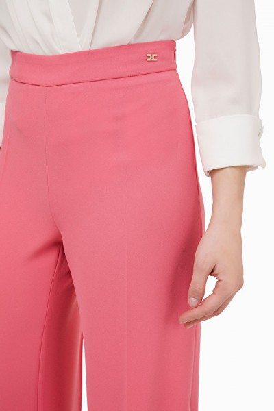 Pantalon palazzo | elisabetta franchi
