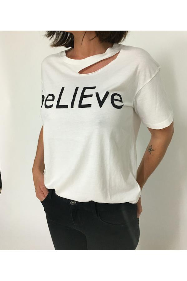 Camiseta believe | Silvian Heach