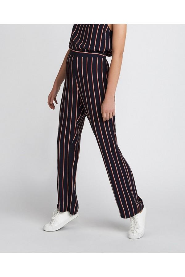Pantalón largo rayas | kookai